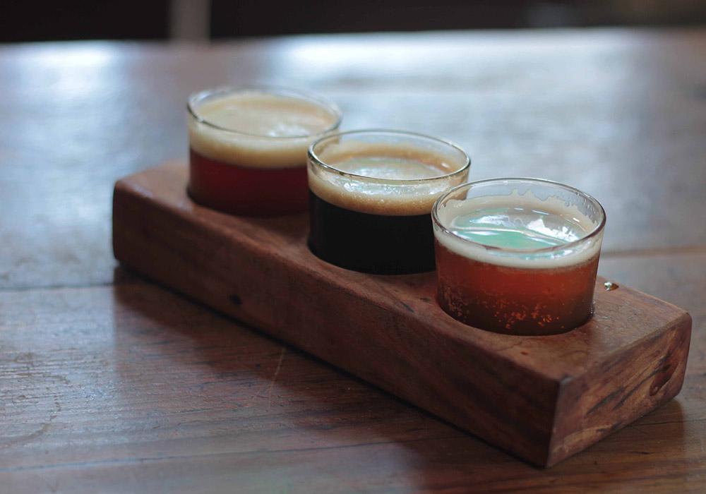 Cerveza en los Notables